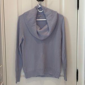 Nordstrom Halogen 100% Cashmere cowl neck sweater